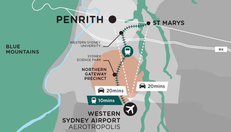 PENRITH | THE CONNECTED CITY