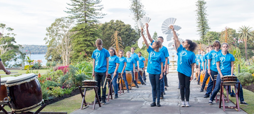 Moorambilla Voices, singing into their future