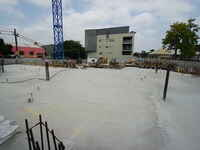 Ground Floor Slab Poured